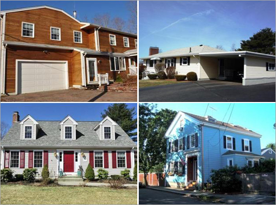 $350,000 can go a long way depending on where you want to spend it. In different parts of the state, that amount can help you to select from a wide range of homes, from a Colonial in a side-street, suburban neighborhood to a waterfront property. Here is a glimpse of some of the homes in Massachusetts that are running for around $350,000. All photos and descriptions from the Boston.com real estate listings as of March 31, 2011.