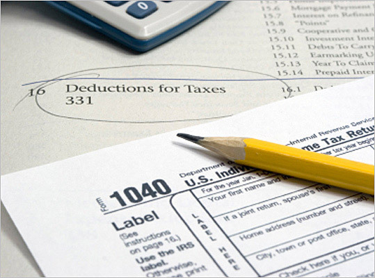 In the last frantic hours before filing your 2010 taxes, don't get so frazzled that you forget about the deductions most frequently missed by taxpayers. It could mean more money in your pocket. Here are a variety of tax deductions that you should be careful not to overlook. Compiled by Boston.com Staff and the Massachusetts Society of Certified Public Accountants.