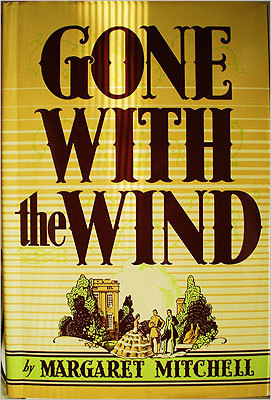 Gone With the Wind By Margaret Mitchell A Pulitzer-prize winning book set in Georgia during the Civil War and Reconstruction about the wealthy daughter of a plantation owner.
