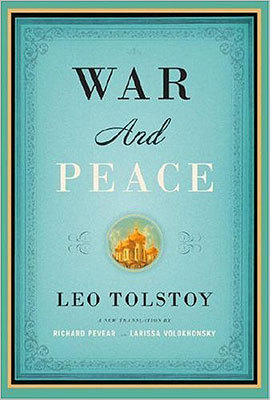 War and Peace By Leo Tolstoy This acclaimed book details the events leading up to the French invasion of Russia and the impact of Napoleon.
