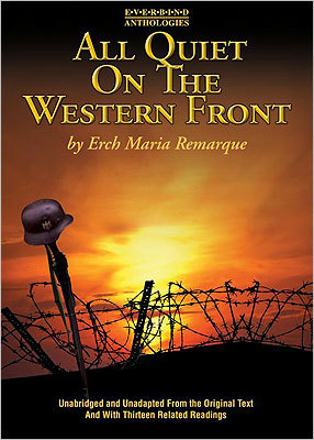 All Quiet on the Western Front By Erch Maria Remarque Set during World War I, this book depicts the lives of German soldiers, and the challenges they face during and after the war.