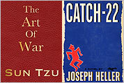 Photos: Notable war books
