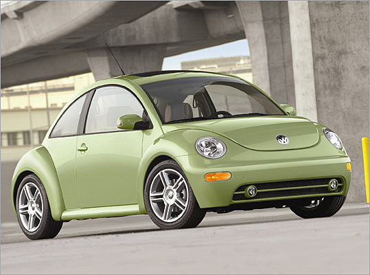 What has been the appeal of the Beetle after all of this time? The Beetle has always been very affordable, and its small shape make it very appealing to consumers. Especially in these tough economic times with gas prices on the rise, the Beetle is also very cost efficient. However, the New Beetle has been the constant design from 1998 to 2010. The announcement of a new design then was very expected.