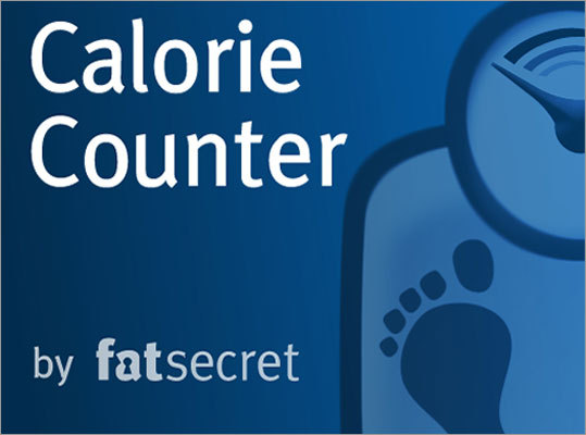 Calorie counter by FatSecret Calorie Counter by FatSecret is an app that helps you find nutritional information for the food you eat and easily keep track of your meals, exercise, and weight. Available for: iPhone, BlackBerry, Android Price: Free