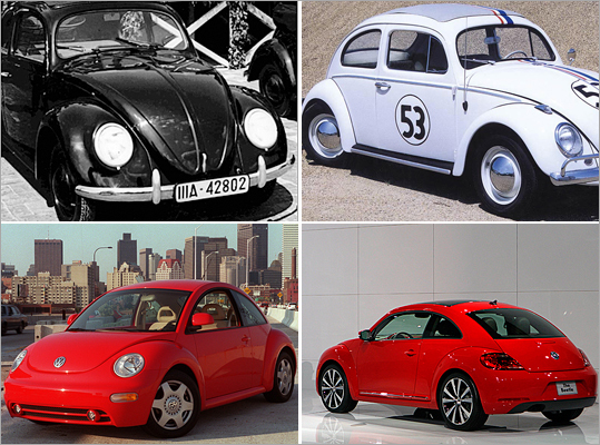 The Volkswagen Beetle is one of the most recognizable car models in the United States. Its small, cute, and curvy body and has become a symbol of the 1960s counterculture, associated forever with hippies and talking cars. Recently though, Volkswagen announced that the popular car is getting a makeover with an all-new design. This is not the first new design for the model. The car, which has been around since Nazi Germany, has a history filled with drawbacks and redesigns. Take a look at some of the more important moments in the car's history.