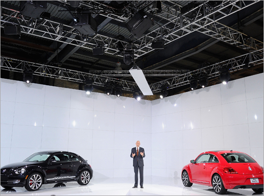 How well the new Beetle will do will not be known until it is released this fall, but Volkswagen is very optimistic. 'Every car manufacturer faces this when they do a facelift, but in the case of the Beetle, you've got something people feel fairly strongly about,' said Larry Erickson, who led a lauded redesign of the Ford Mustang six years ago. 'It has a certain personality to it, an endearing quality.' However, will people also be angry at the design, who loved the old model?
