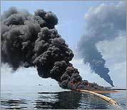 A look back at the Gulf of Mexico oil spill