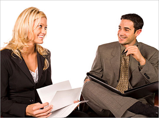 6. Focus on the interviewer Much of the interview will be focusing on your experience and tentative plans for the company, but it pays to become the interviewer too. Do