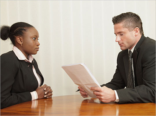 A job interview is not supposed to be one-sided. In order to portray yourself successfully during an interview, you have to ask the important questions and show you