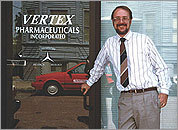 Photos: The history of Vertex Pharmaceuticals