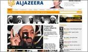 International coverage of bin Laden's death