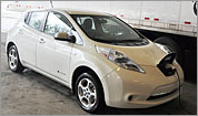 Electric reviews: Nissan Leaf and Chevy Volt