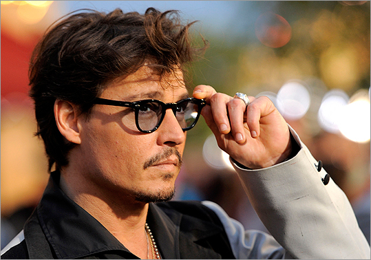 johnny depp 2011 images. Johnny Depp at Pirates 4