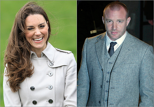 Kate Middleton, Guy Ritchie