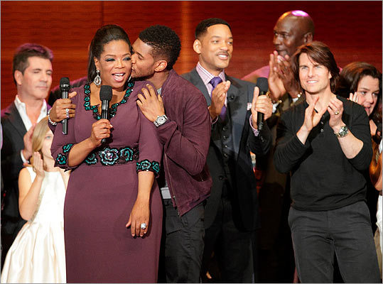 'Surprise Oprah! A Farewell Spectacular'