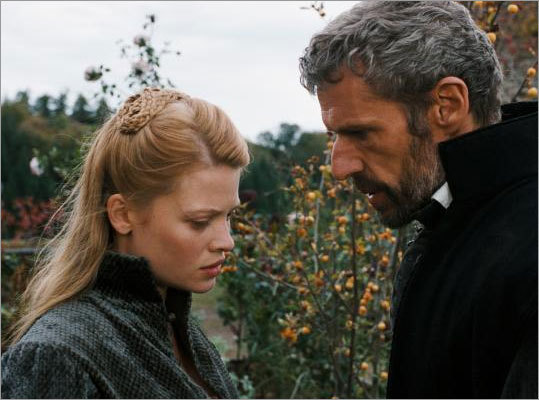 Mélanie Thierry (with Lambert Wilson) portrays the title character.