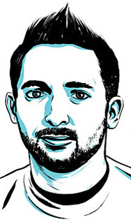 Johnny Earle - aka Johnny Cupcakes