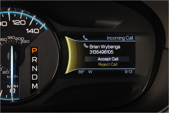 Bluetooth Found on: Nearly every new car The standard for handsfree calling can be found on nearly every car on the market. Most can download the contacts and call history into the car's hardware system, and the best can recognize all the names in your contact list with voice recognition. The constant stream of new phones and software updates, however, means it won't work with every device.