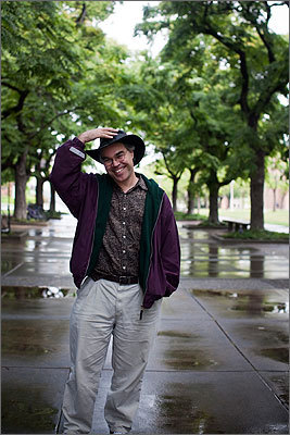 Eric Schwitzgebel, professor of philosophy at University of California at Riverside.