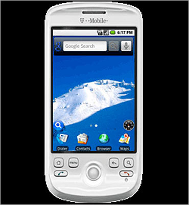 Highest radiation levels 4. MyTouch 3G Maximum radiation: 1.55 W/kg Carrier: T-mobile Price: $99.99 with two-year contract The MyTouch line i
