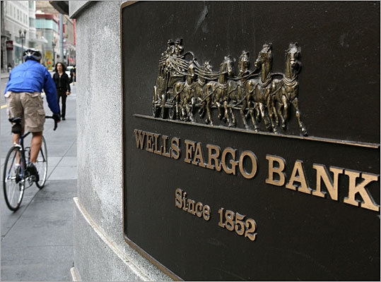 Wells Fargo Monthly maintenance fee: $9 with paper statements, or $7 for online only statements unless minimum requirements met You need a minimum initial deposit of $100 to open this basic checking account. In order to waive the monthly fee you need to sign up for qualifying direct deposits that add up to $500 or more for each statement cycle or maintain a minimum daily balance of $1,500.