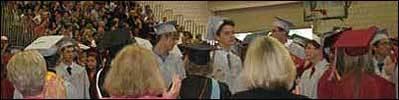 Arlington High shelters grads one last time
