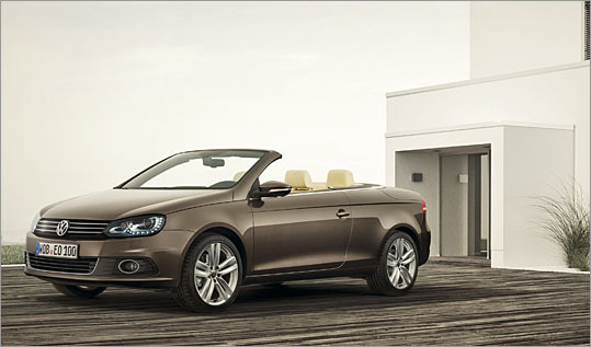 Volkswagen Eos