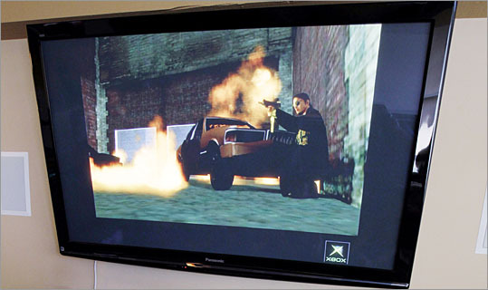 Grand Theft Auto: San Andreas (2004) Each installment of the Grand Theft Auto series has been shocking, but the San Andreas version included a hidden sex scene , which publisher Take Two was sued for after receiving an 'Adults Only' rating from the Entertainment Software Rating Board.