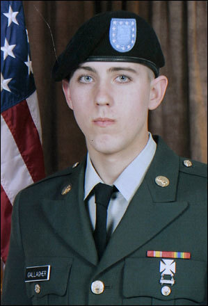 Specialist Matthew R. Gallagher, 22, North Falmouth