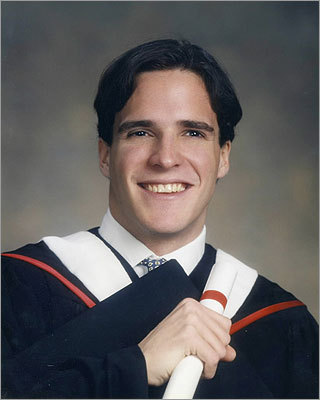 For high school, Gifford attended St. Paul's School in Concord, N.H. He graduated from Brown University in 1996 with a double major in American civilization and theater. It was after his freshman year at Brown that his parents discovered he was gay. He said the experience was 'outrageously difficult' but it freed him from societal expectations of a Boston banker's son.