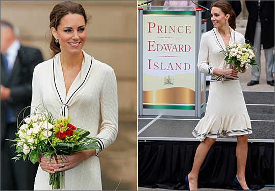 Kate Middleton in McQueen