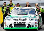 NASCAR fueled with ethanol on N.H. speedway