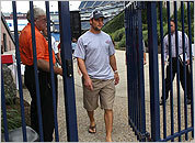 Photos: Patriots return to work after lockout
