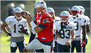 Patriots training camp