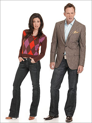 'What Not to Wear': Invest in quality TLC style gurus Stacy London and Clinton Kelly say the people they make over on their TV show concentrate on finding a few high-quality clothing staples and building their wardrobe around those basic pieces. 'Often people shop with the belief that if an item is on sale, they should buy it,' said Kathleen Burns Kingsbury, author of 'Creating Wealth From The Inside Out Workbook.' 'Many of these bargain hunters wind up with a closet full of clothes they never wear or have only worn once.'
