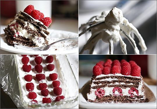 Icebox cake