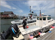 Photos: Harbormasters tour