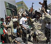 Photos: Fighting in Libya