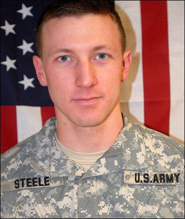 First Lieutenant Timothy J. Steele, 25, Duxbury