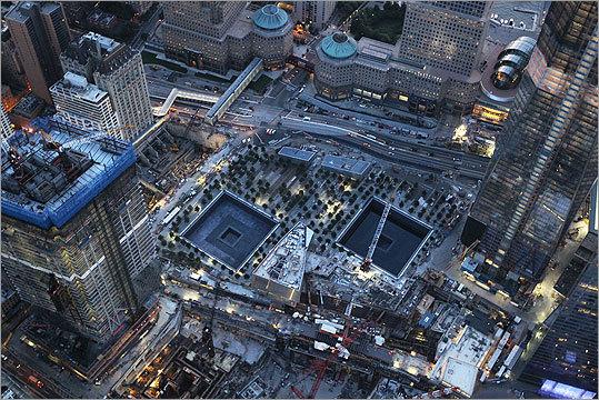 Pictures Of 9 11 The Evolution Of Ground Zero Boston Com