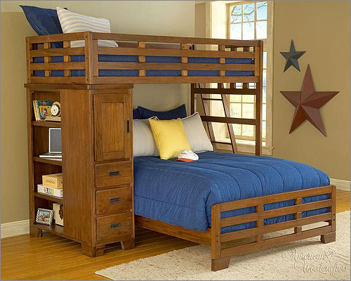 American Woodcrafters recalls bunk beds to replace guard rails Date: September 20, 2011 Units: About 180 The guard rails on upper bunks are prone to cracking which may cause the mattress and its support rails to collapse. There have been two reports of cracked guard rails, which caused the mattresses and the support rails to fall, but there were no injuries.