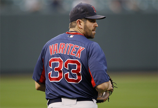 What should the Red Sox do about Jason Varitek?