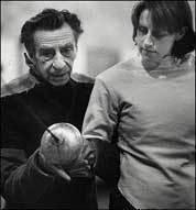 Joe Pechinsky; stellar fencing coach, at 92