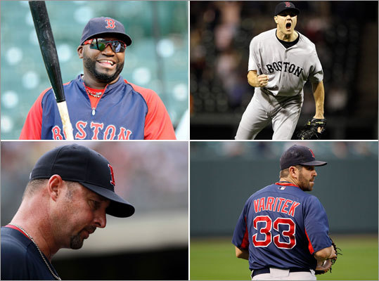 The pieces of the off-season puzzle are starting to be moved. Closer Jonathan Papelbon has decided to leave for the Phillies, and the Red Sox exercised an option on shortstop Marco Scutaro. They also declined options on pitchers Scott Atchison and Dan Wheeler. Take a look at the rest of the players whom the Sox must make a decision, read the Globe's Peter Abraham's take, and then cast your vote: keep him or let him go? FYI, the final vote on Papelbon was 67.2 percent in favor of keeping him, 32.8 in favor of letting him walk.