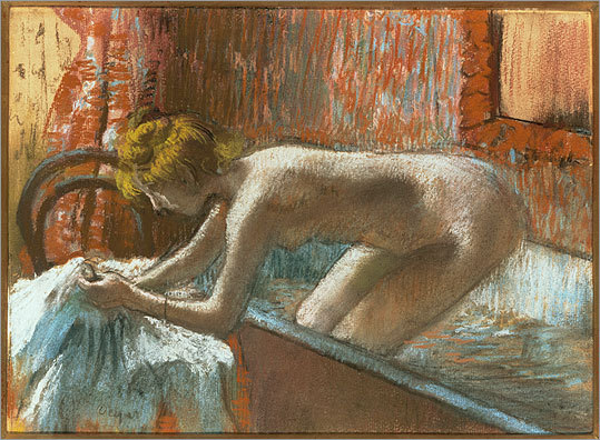 Edgar Degas at the MFA