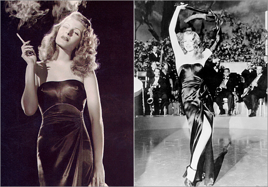 Hayworth in 'Gilda'