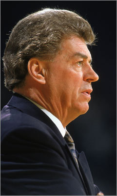 Chuck Daly The man who spent two years as head coach at Boston College, coached the 1992 Olympic gold 'Dream Team', and helped the Detroit Pistons win back-to-back championships, died of pancreatic cancer at age 78. Read the obituary