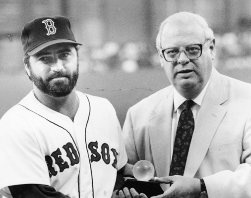 While Lou Gorman's acquisitions such as pitcher Jeff Reardon were deemed successful, the general manager also let future stars Curt Schilling and Jeff Bagwell go. During his remaining years as GM, Gorman's Red Sox never got close to another World Series. His free agent busts of Matt Young and Jack Clark loomed along with failing to re-sign Bruce Hurst and Mike Boddicker. In 1994, he gave up the general manager role and became a vice president in the baseball operations department for the team through 1996. He died on opening day this season.