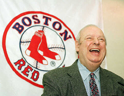 Lou Gorman Years: 1984-1993 Lou Gorman started with the team as vice president of baseball operations but soon became its general manager, succeeding Haywood Sullivan. By 1986, the Red Sox were headed to the World Series with the help of Gorman midseason additions Spike Owen and Dave Henderson. Under Gorman's watch, the Sox farm system developed players such as Mo Vaughn, Mike Greenwell, Ellis Burks, and Aaron Sele. Gorman also acquired closer Bill Lee through trade and through signings Jeff Reardon and Tony Pena.