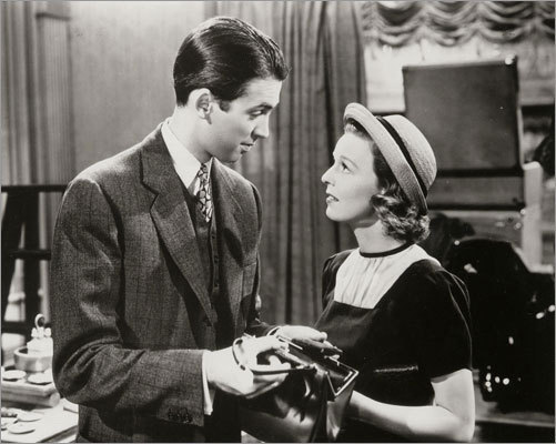 The Shop Around the Corner (1940) Starring Margaret Sullavan, James Stewart, and Frank Morgan 'You know what one of my favorite work movies is? Go all the way back to classic Hollywood: 'The Shop around the Corner,' Burr said. 'It's a small office movie about what it's like to work for people where you get to know everything about them without really sometimes wanting to. At the end of the day, they're your family.'